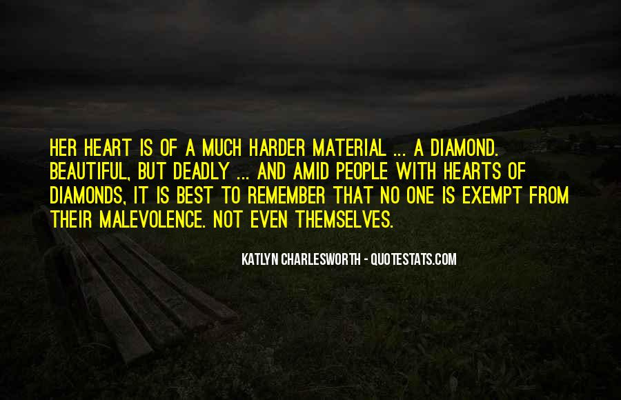 Quotes About Diamonds #197243