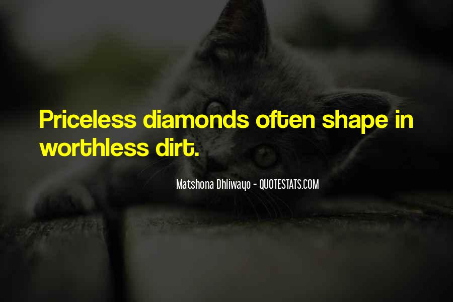 Quotes About Diamonds #215063