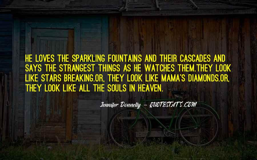 Quotes About Diamonds #245637