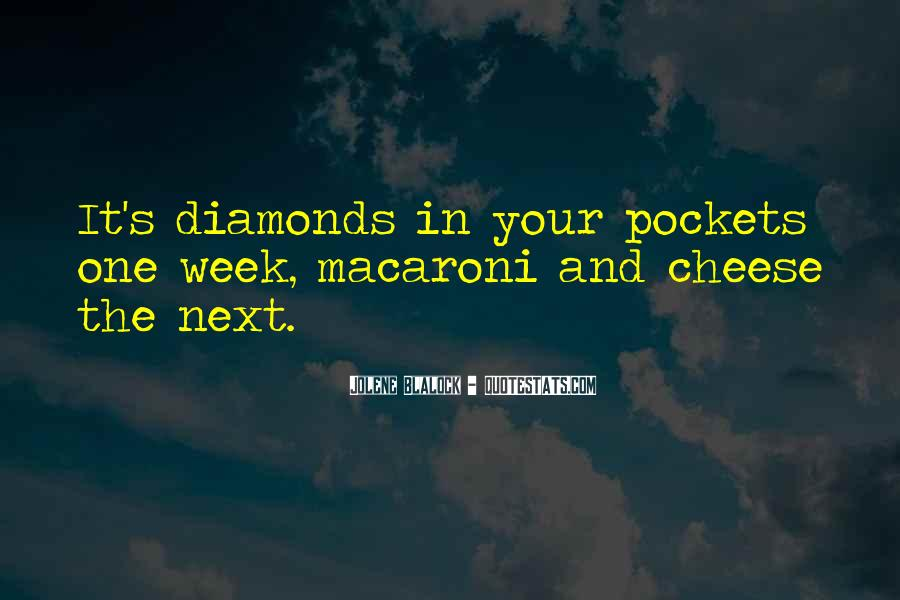 Quotes About Diamonds #27489