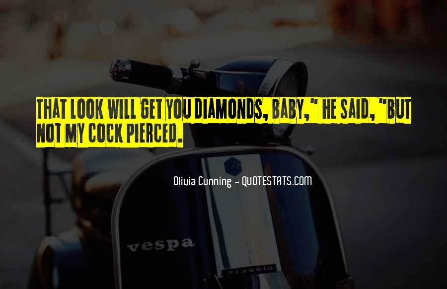 Quotes About Diamonds #292535
