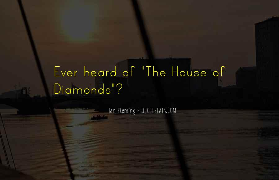 Quotes About Diamonds #42127