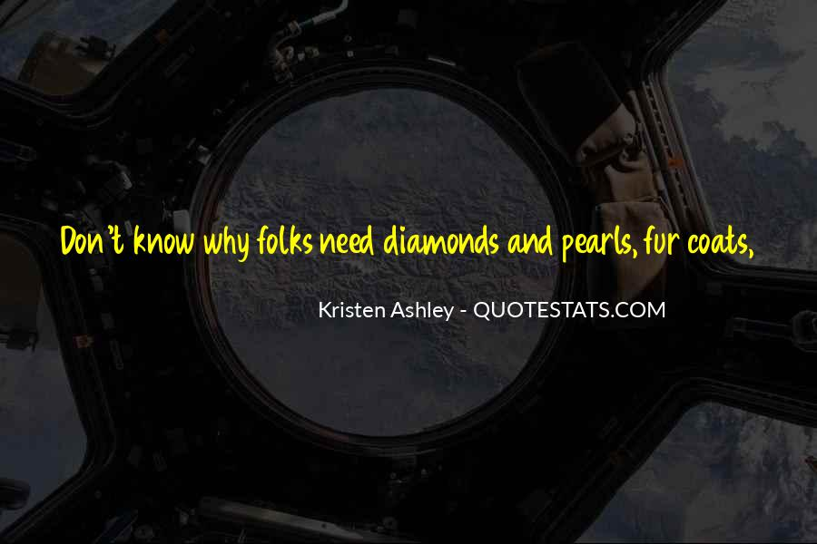 Quotes About Diamonds #5275