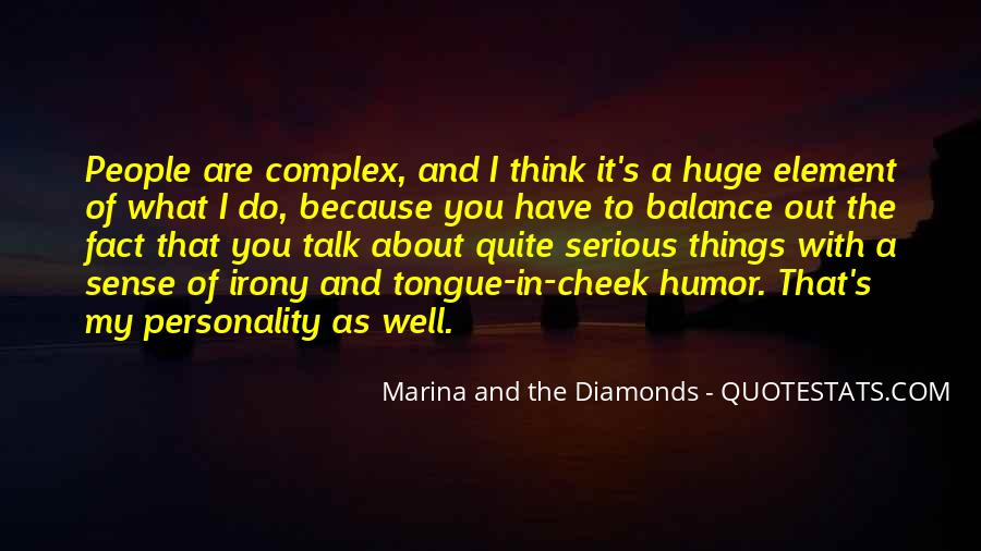 Quotes About Diamonds #97109
