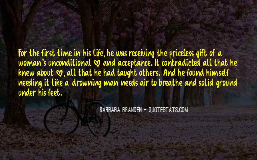 Unconditional Love Acceptance Quotes #1676899