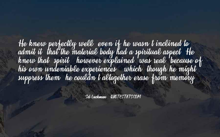 Undeniable Quotes #132056