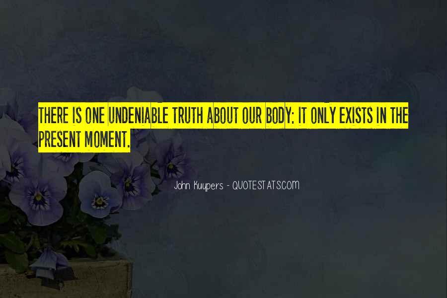 Undeniable Quotes #137269