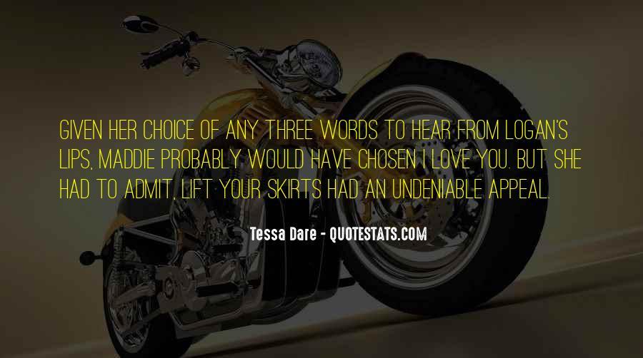 Undeniable Quotes #66885