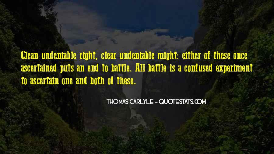 Undeniable Quotes #954085