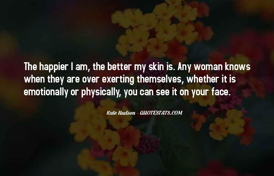Under Our Skin Quotes #1426