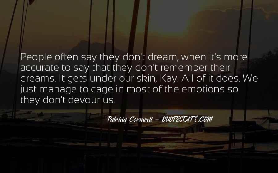 Under Our Skin Quotes #462558