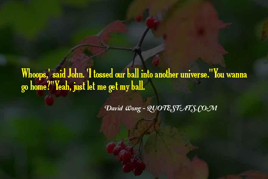 Under The Dome Tv Fanatic Quotes #1663906
