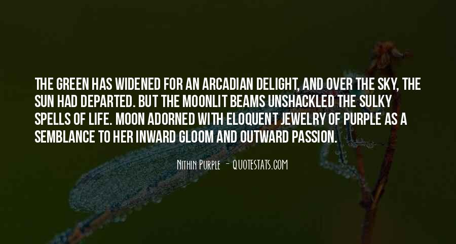 Under The Moonlit Sky Quotes #481675