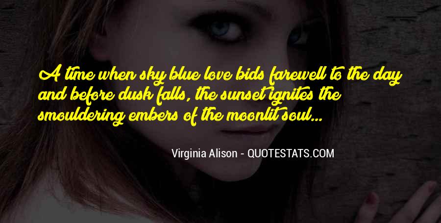 Under The Moonlit Sky Quotes #653420