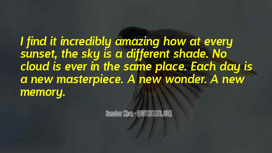 Under The Same Sky Quotes #111448