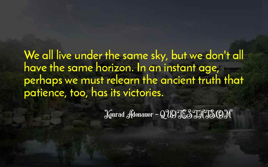 Under The Same Sky Quotes #1533390