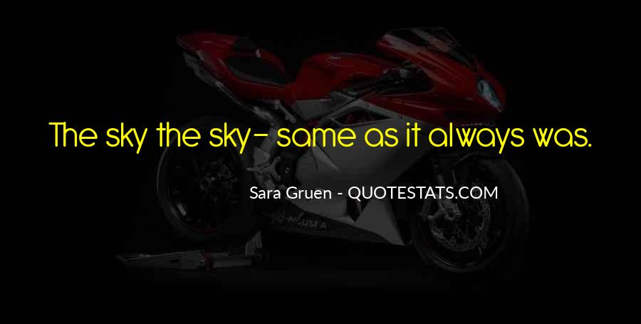 Under The Same Sky Quotes #240734