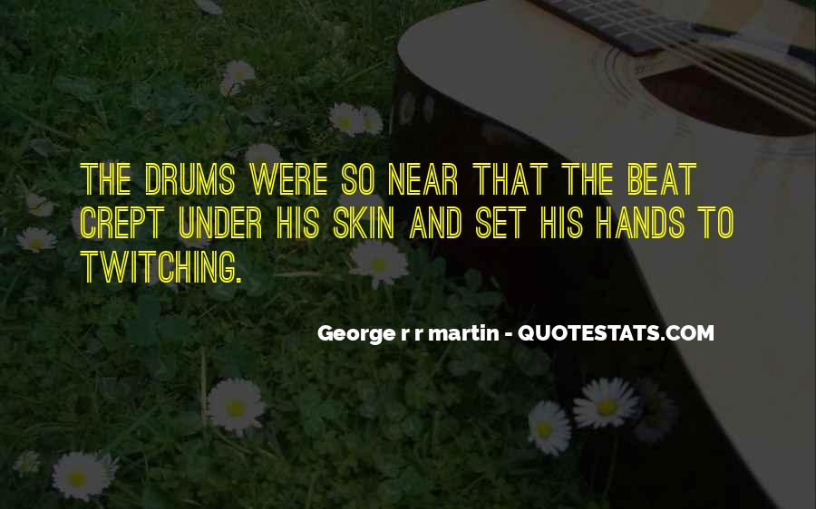 Under The Skin Quotes #151372