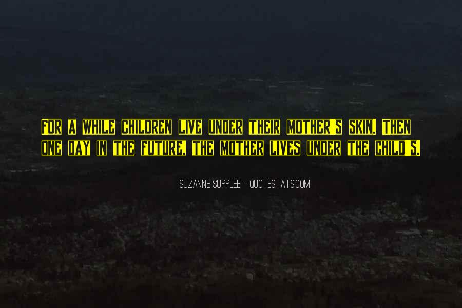 Under The Skin Quotes #562830