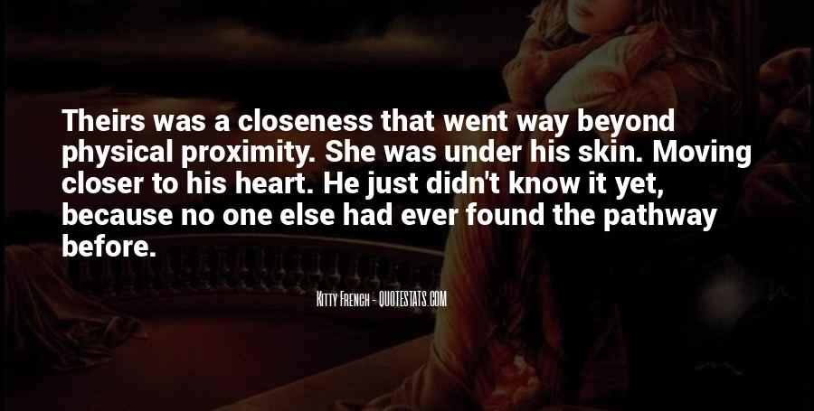Under The Skin Quotes #902779
