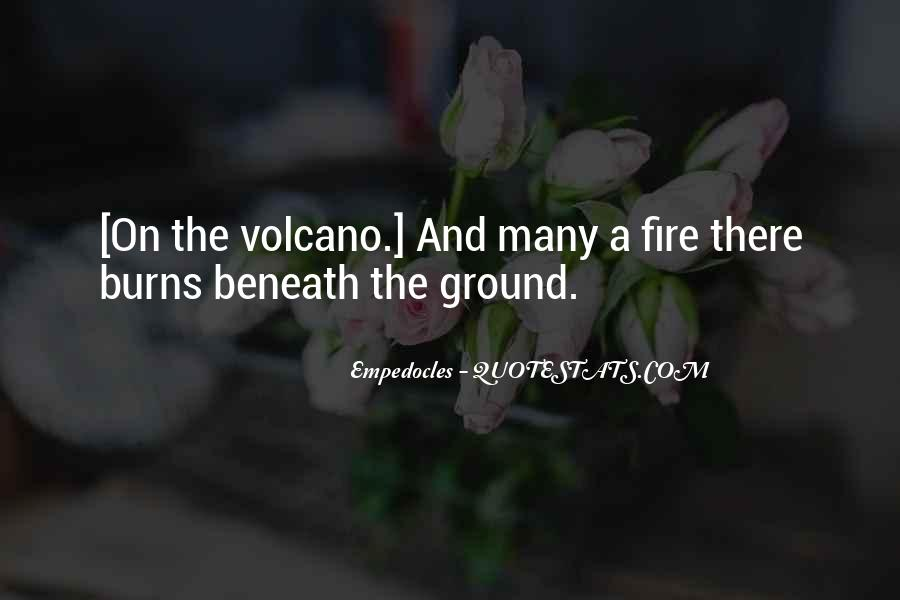 Volcano Volcano Quotes Scientists