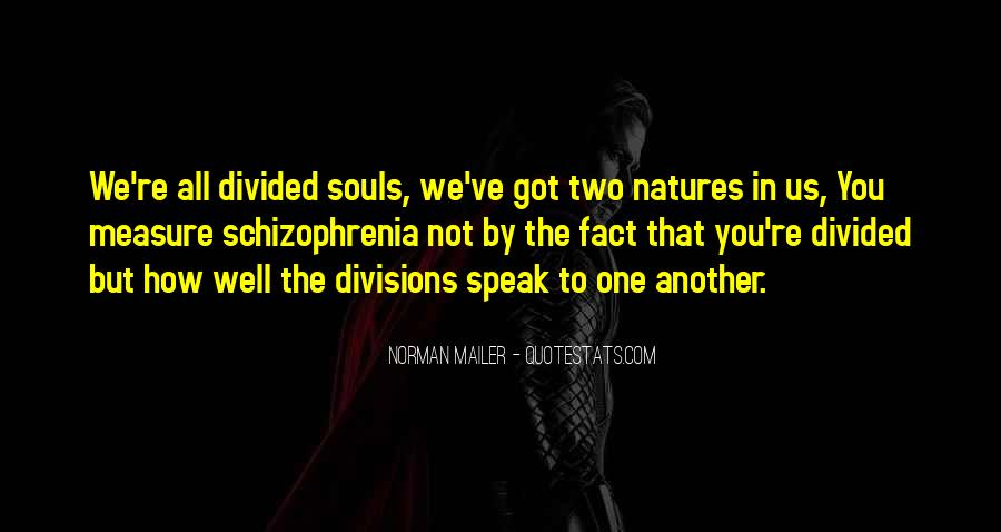 Quotes About Two Souls #117100