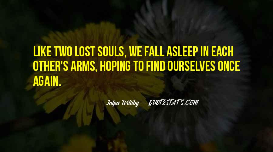 Quotes About Two Souls #147160