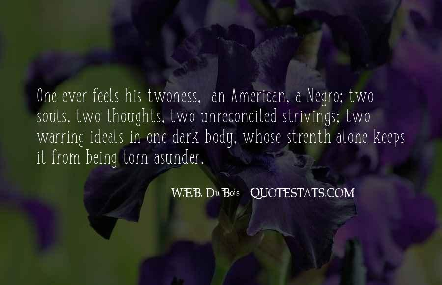 Quotes About Two Souls #181983
