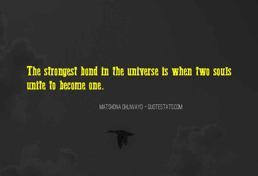 Quotes About Two Souls #265416