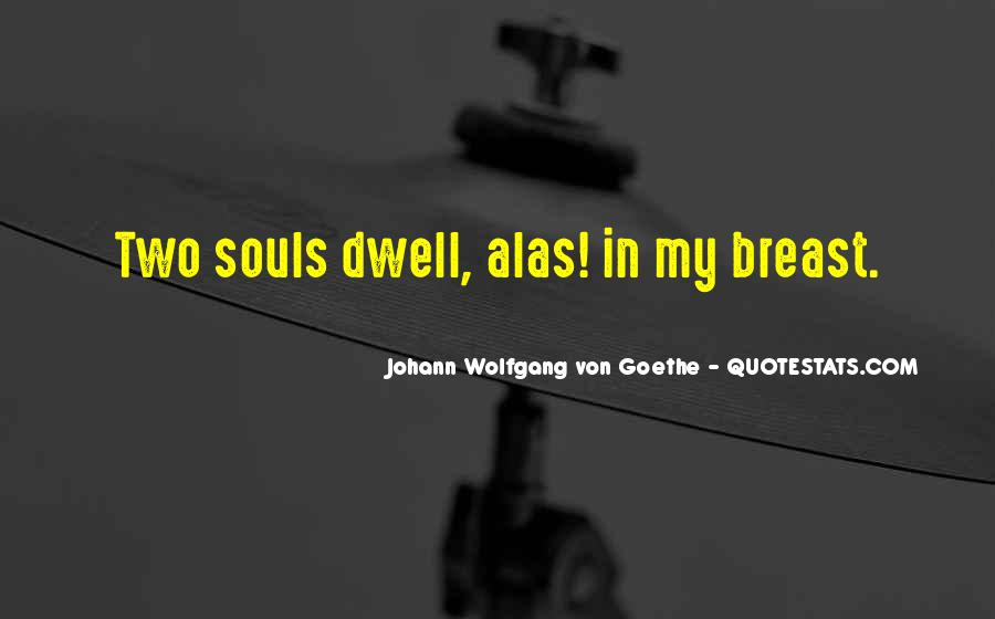 Quotes About Two Souls #265724
