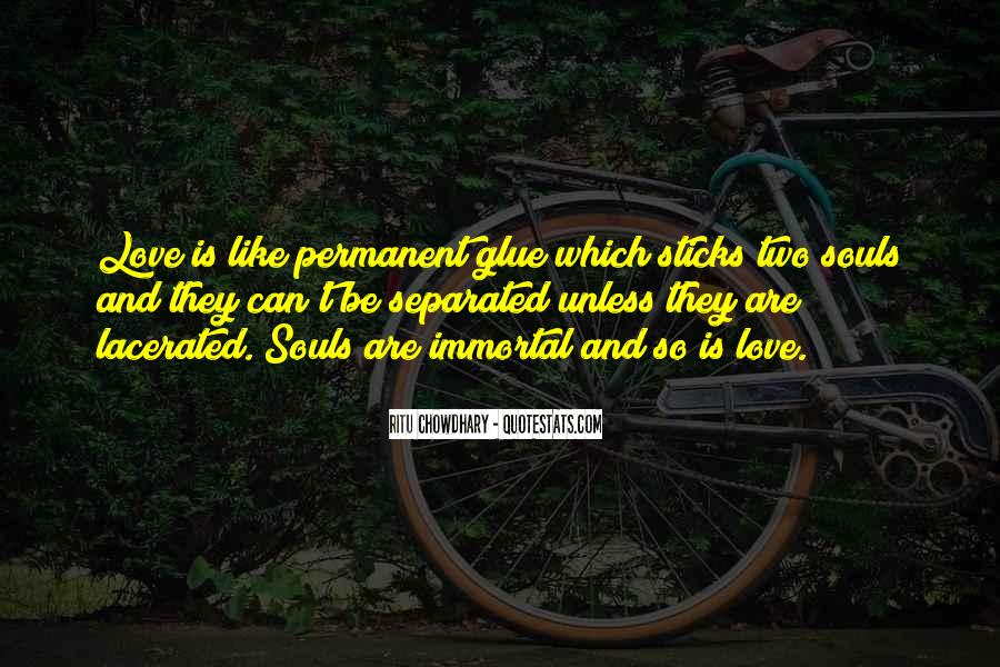 Quotes About Two Souls #348320