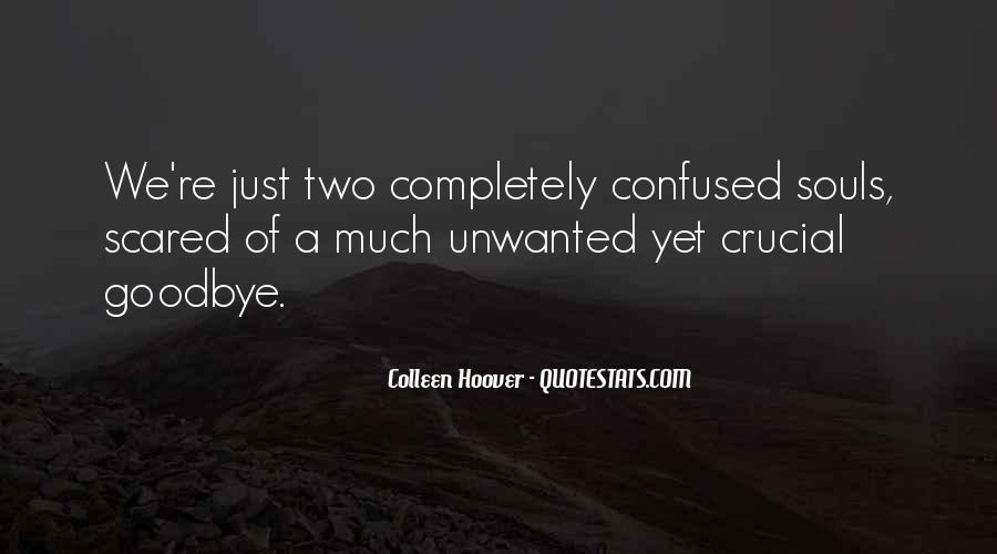 Quotes About Two Souls #358007