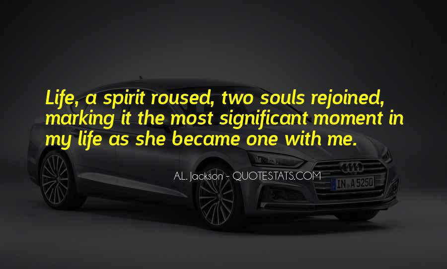 Quotes About Two Souls #504462