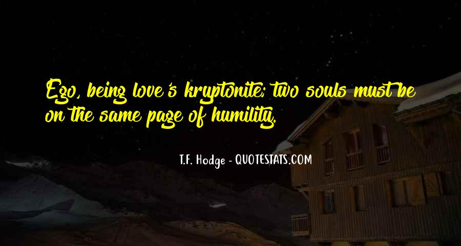 Quotes About Two Souls #506356