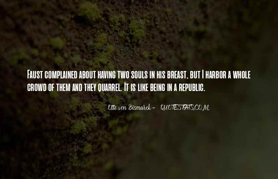 Quotes About Two Souls #647927