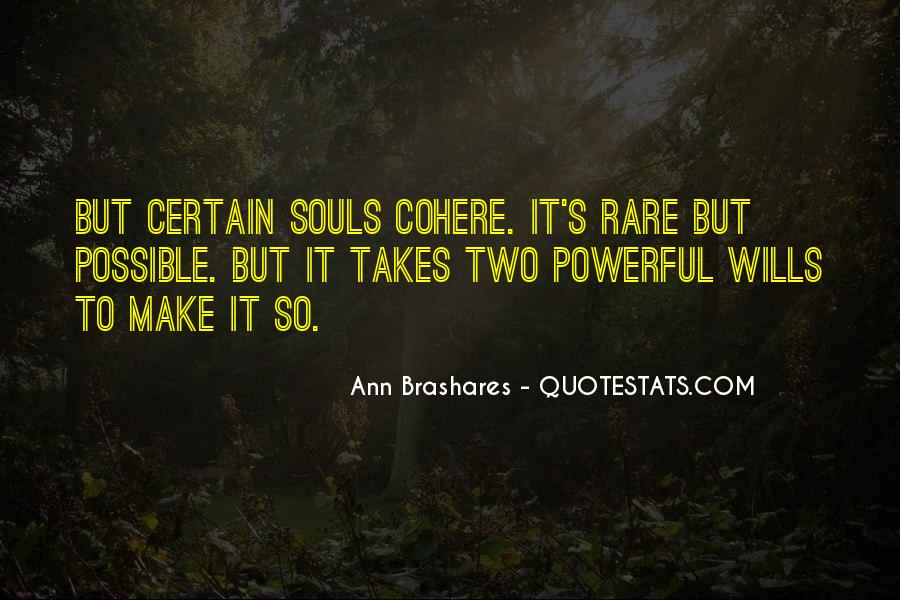 Quotes About Two Souls #662312