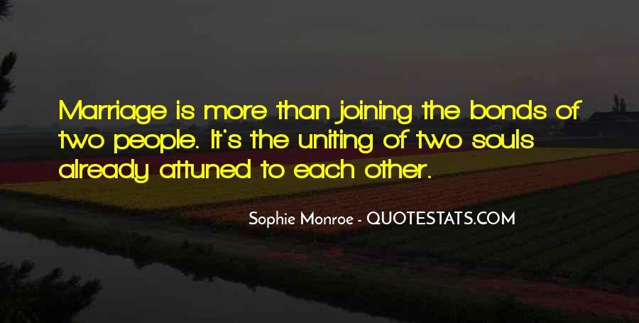 Quotes About Two Souls #681354