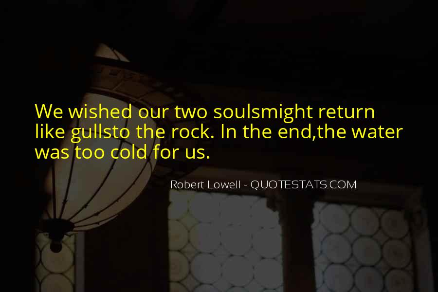 Quotes About Two Souls #742848