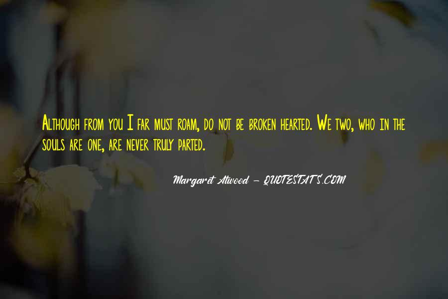 Quotes About Two Souls #918684
