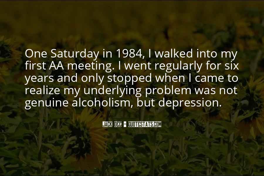 Underlying Depression Quotes #1189545