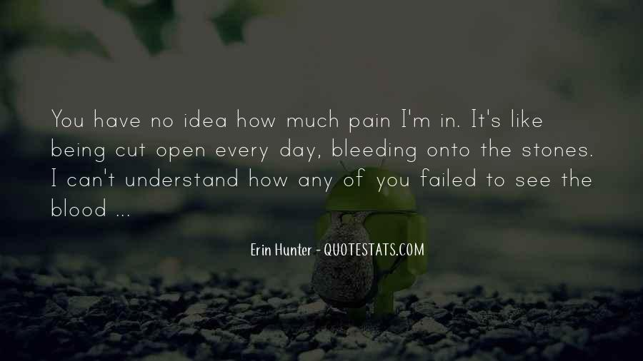 Understand Others Pain Quotes #369475