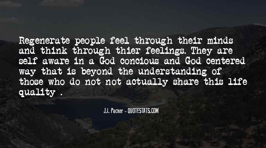 Understanding Other People's Feelings Quotes #1031193
