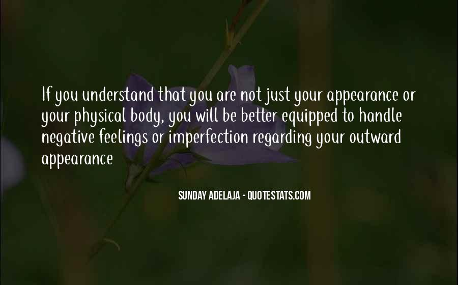 Understanding Other People's Feelings Quotes #849857