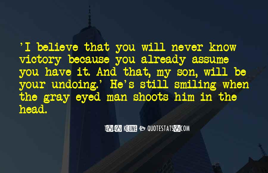 Undoing The Past Quotes #228707