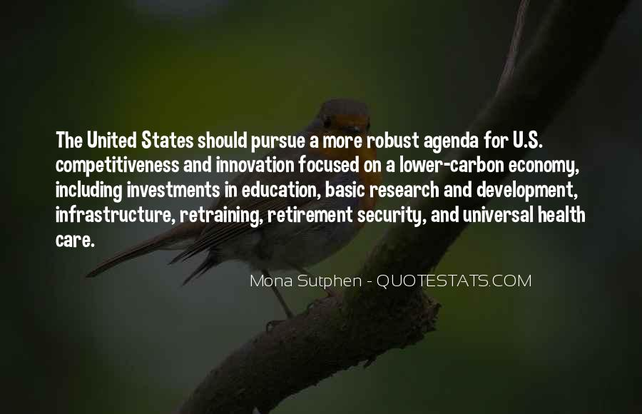 Quotes About Retirement From Education #1710979