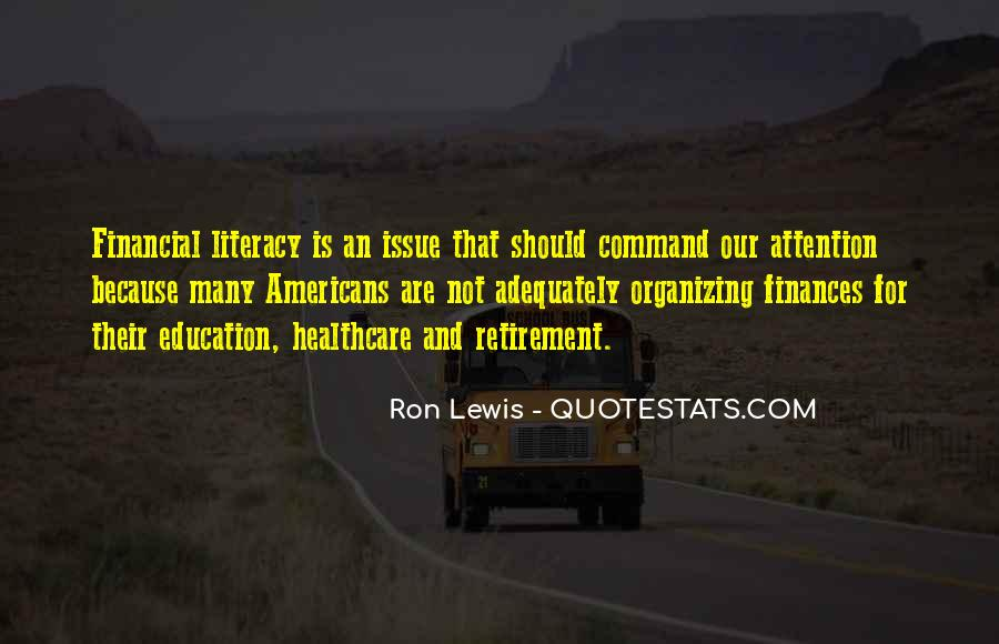 Quotes About Retirement From Education #870406