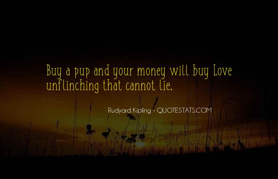 Unflinching Love Quotes #720222