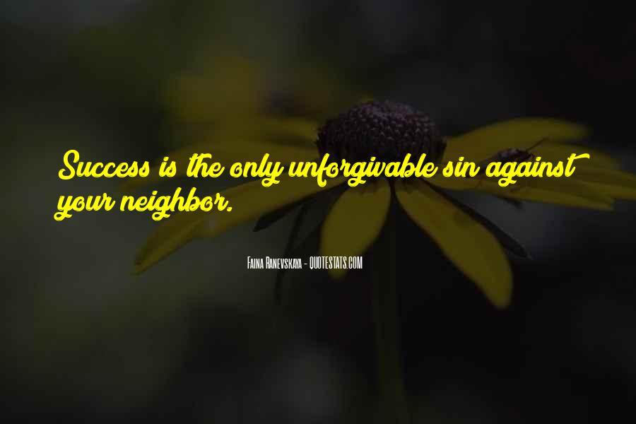Unforgivable Sin Quotes #1361173