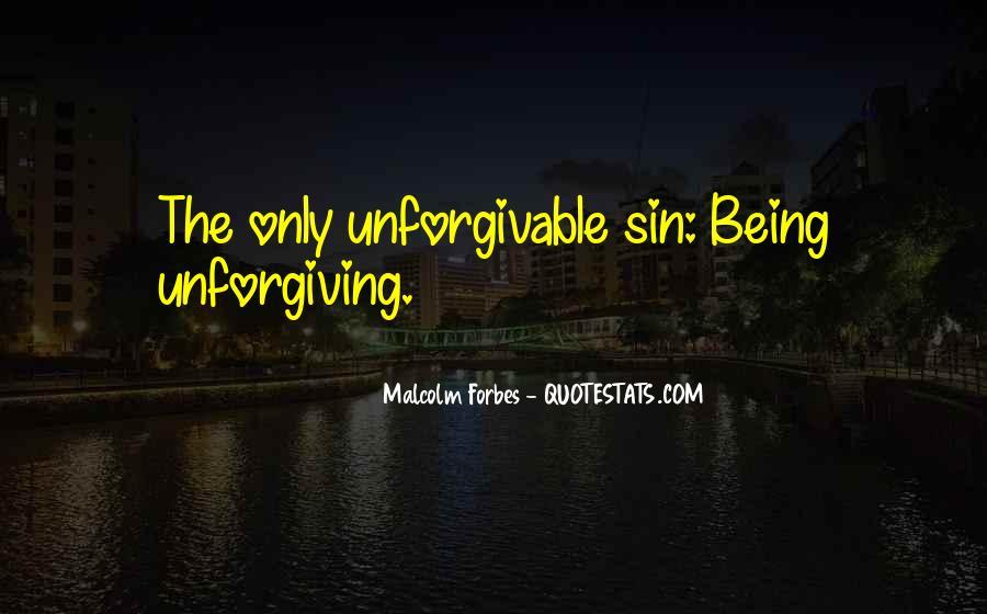 Unforgivable Sin Quotes #1482993