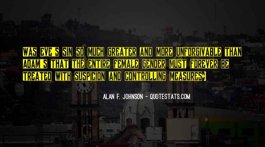 Unforgivable Sin Quotes #1736735